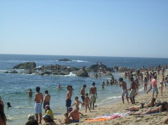Povoa De Varzim Portugal  city pictures gallery : Plage Povoa de Varzim Picture of Povoa de Varzim, Porto District ...