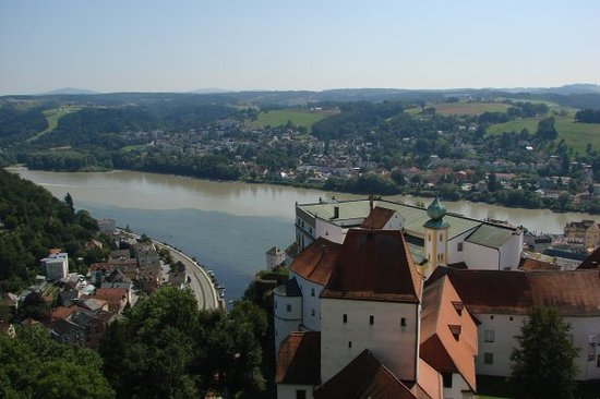 Objek wisata di Passau