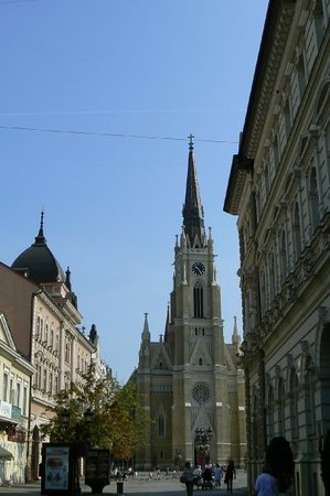 Cathedral - St. Mary