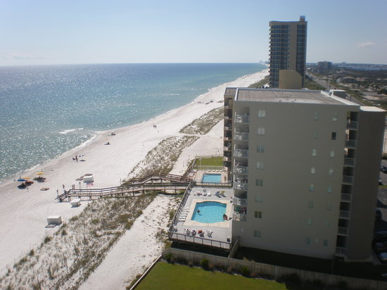 Perdido Key, FL: beach @ Perdido