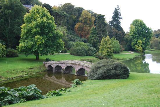 Stourhead Gardens A Nice Place To Visit Picture Of