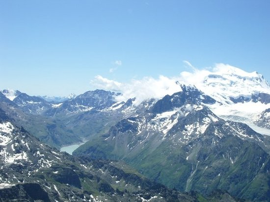 Bed and breakfasts in Verbier