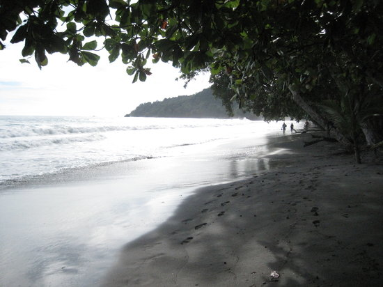 Nationalpark Manuel Antonio, Costa Rica: Manuel Antonio beach