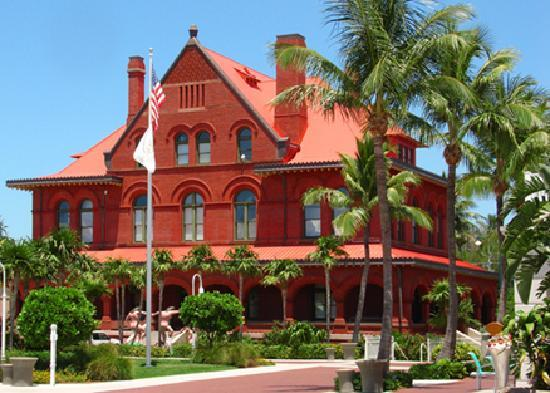 Key West, Floride : Old Customs House 