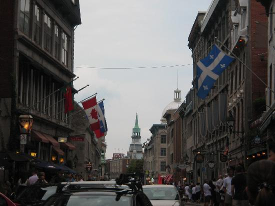 Hotels In Old Town Montreal Canada