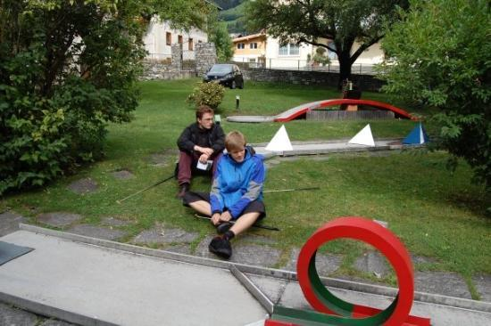 Matrei in Osttirol, Autriche : Peters Minigolf