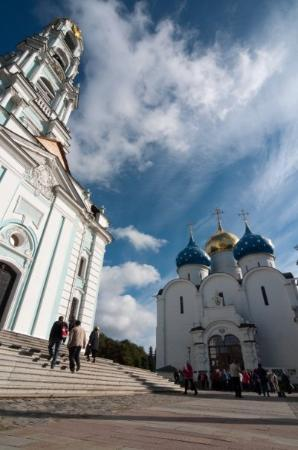 Daytrips from Moscow