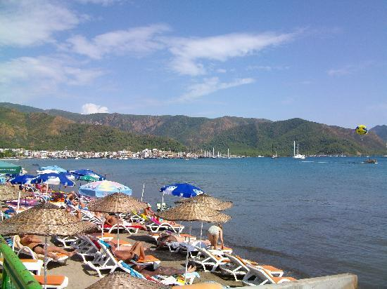 Oasis Hotel: Long Beach, Marmaris