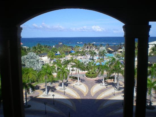 St. Kitts and Nevis: View from Hotel Resort