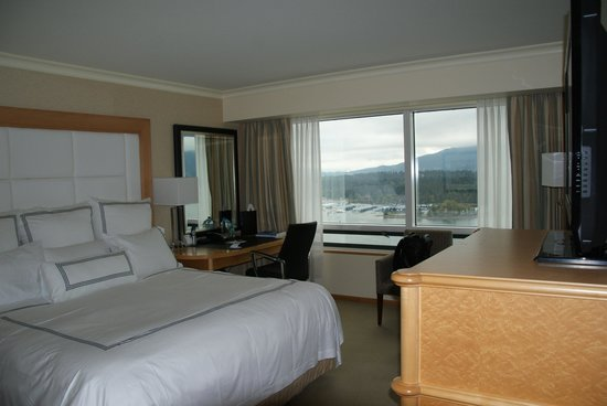 Pan Pacific Vancouver: Pacific Harbour View Room