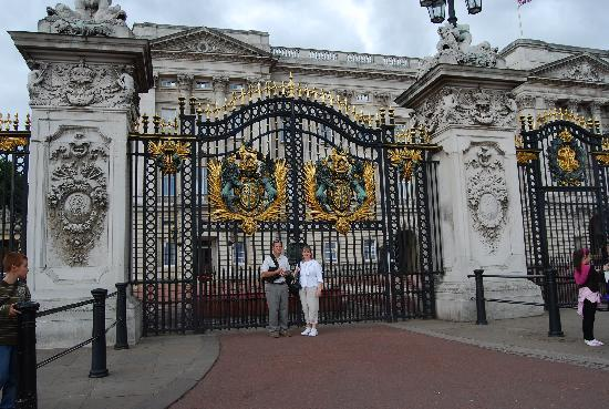 Royaume-Uni : Buckingham Palace