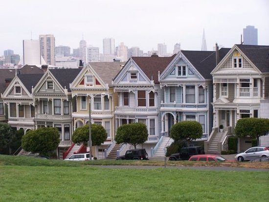 Painted Ladies San Francisco Ca Address Tickets