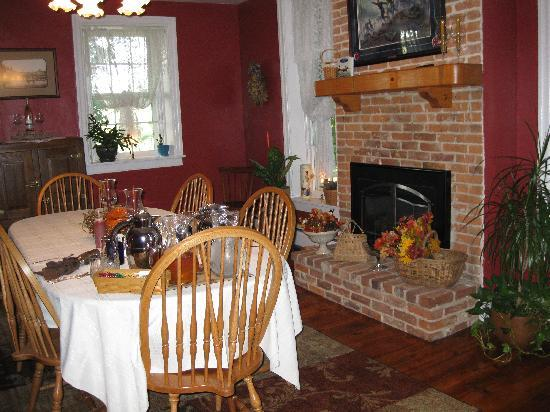 Dykeman House Bed & Breakfast (Shippensburg, PA) - Hotel Reviews ...