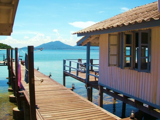 Koh Samet, Tailandia: Room with a view