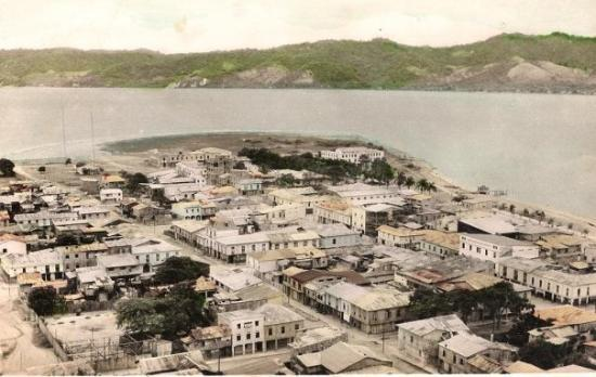 Bahia de Caraquez, Ισημερινός: Bahia de Caraques in the 1950's