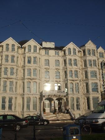 The Rutland Hotel: we were on the 3rd floor