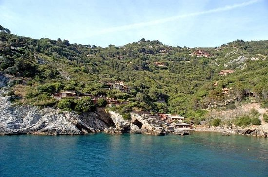 Porto Santo Stefano, Italie : Cala Piccola 