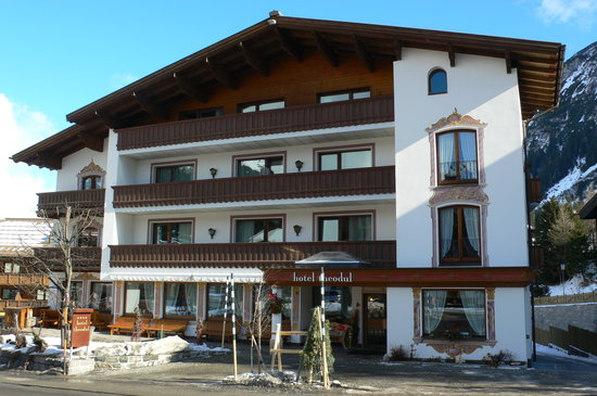 hotel Theodul Lech