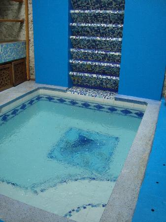 Hotel Boutique Cochera de Hobo: jacuzzi