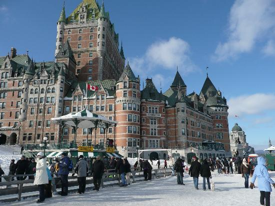 Photos of Fairmont Le Chateau Frontenac, Quebec City