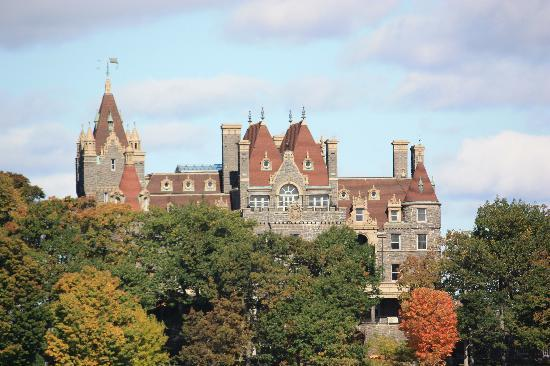 Captain Visger House: Boldt Castle