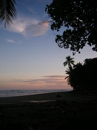 Esterillos Este, Costa Rica: Awesome ending to an awesome day of doing nothing
