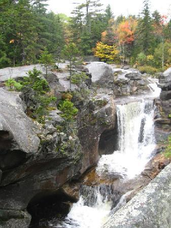 Grand Summit Resort Hotel and Conference Center: Screw Auger Fall/Grafton Notch State Park