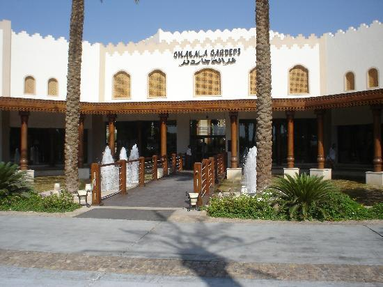 front of hotel - Picture of Ghazala Gardens Hotel, Sharm ...