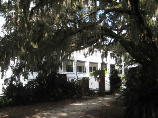 Cumberland Island, Gürcistan: The Greyfield Inn