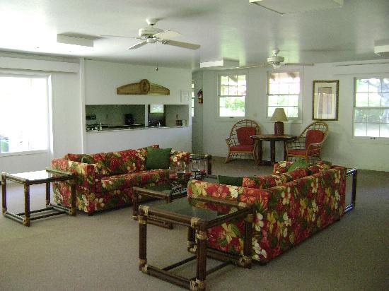 Poipu Crater Resort: clubhouse