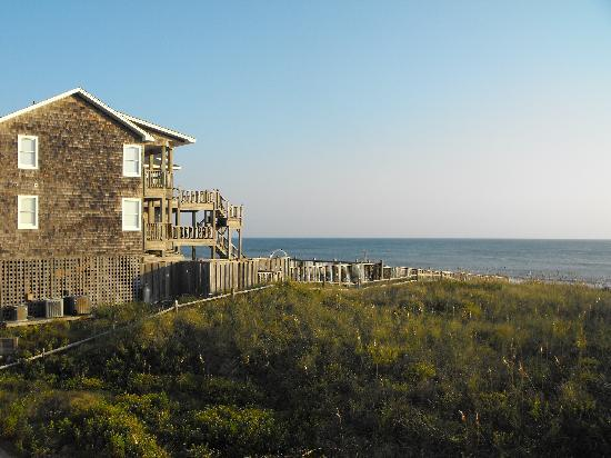 Kill Devil Hills,  : The house next door