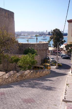 Hotel Doga Garden: Just one of the views of the harbour from the old town.