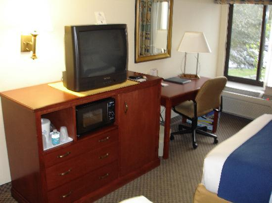 Holiday Inn Express Hotel & Suites Jacksonville South: Room