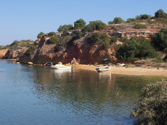 From The End Of The Promande In Alvor