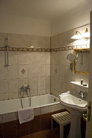 Rothensteiner Apartments: Bagno