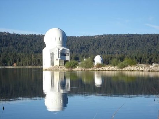 Big Bear City, Californie : Observatory at Big Bear Lake