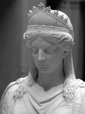 Zenobia, Queen of Palmyra (circa 278 A.D.) is one of the ...