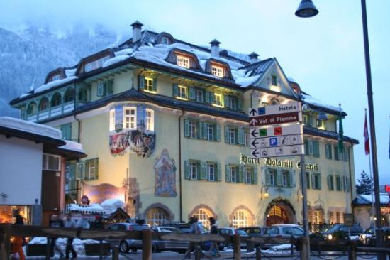 Canazei, Italien: Dolomiti Hotel, Canazie  Trento region of Northern Italy