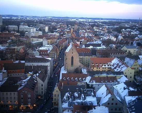 Augsburg attractions