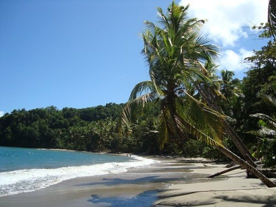 Batibou Beach, Calibishie, Caribbean