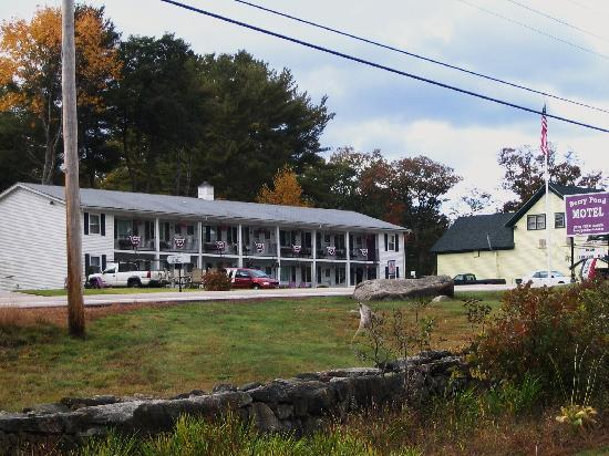 Berry Pond Motel: Motel