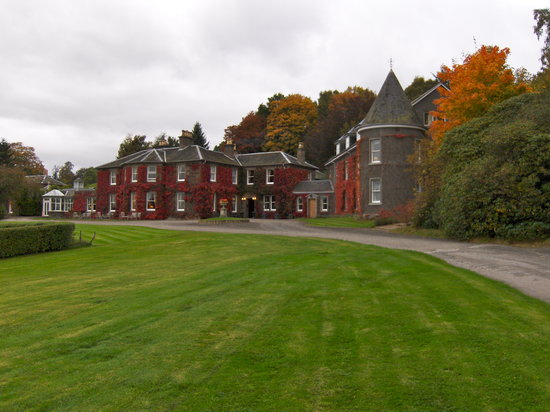 Blairgowrie United Kingdom  City pictures : Restaurant at Kinloch House, Blairgowrie Restaurant Reviews, Phone ...
