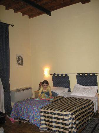 B & B Cimatori: Our triple room