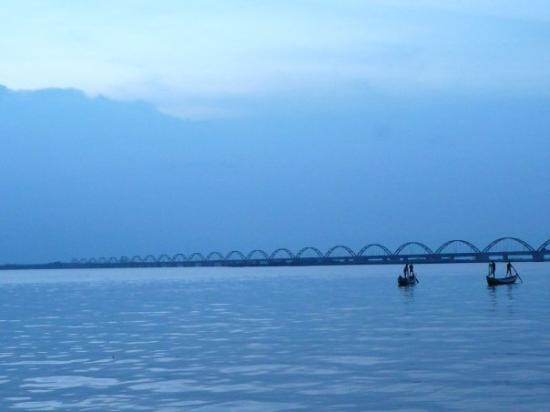 Rajahmundry, India: Godavari River