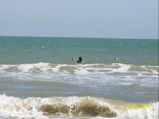 Best Beach In Surfside Tx