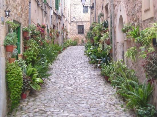 Valldemossa, Spain: Valldemosa