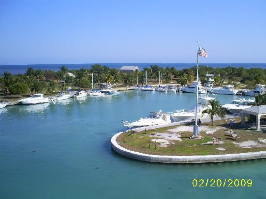 Homestead, FL: Biscayne boat trip