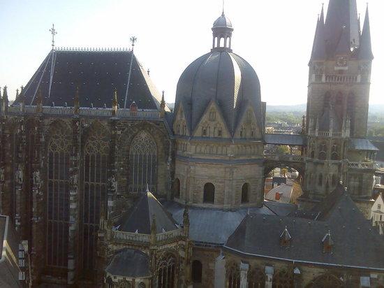 Aquisgrn, Alemania: Dom - Aachen