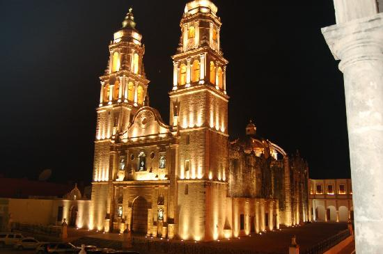 Campeche, Mexico: Stunning Cathedral