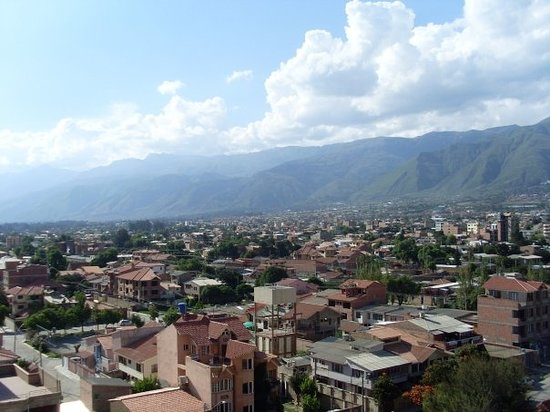 Cochabamba bed and breakfasts